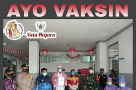 Pelaksanaan vaksinasi COVID-19 dan momentum bela negara