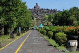 Wisata Candi Borobudur Tutup Sementara