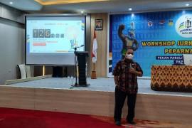 PB Peparnas XVI Papua harap jurnalis berpartisipasi melalui publikasi baik