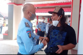Kang Su napi teroris asal Poso dinyatakan bebas dari Lapas Kelas IIA Metro
