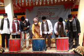 Geliatkan ekonomi, Dinas Pariwisata Sumbar gelar Festival Pesona Adat Nagari di Tanah Datar