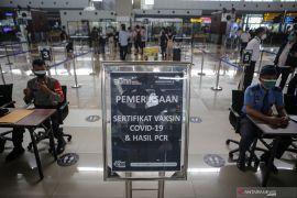 Satgas  terbitkan syarat perjalanan sesuai PPKM Level 1-4