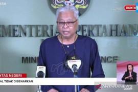 Menhan diangkat jadi Wakil Perdana Menteri Malaysia