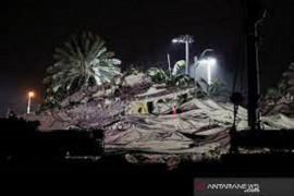 Korban terakhir dari kondominium runtuh di Florida ditemukan