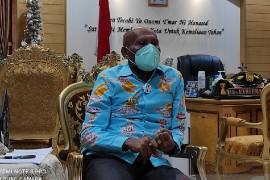 Jelang PON XX Papua 16 venue di Kota Jayapura bermasalah