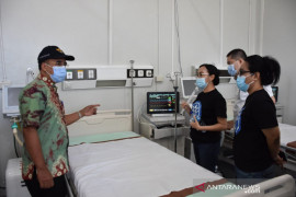 Wali Kota  pantau persiapan RSUD S.K Lerik tangani COVID-19