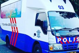 Polda Metro sebar gerai SIM Keliling di lima lokasi di Jakarta