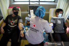 Pemenuhan kebutuhan darah saat PPKM Mikro di Makassar Page 1 Small