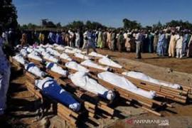 15 tentara Nigeria tewas, Kementerian Pertahanan tuding Kelompok teroris bersenjata