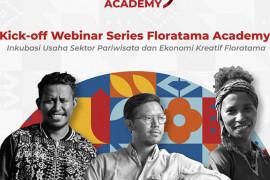Floratama Academy diharapkan dorong kaum muda gerekan parekraf