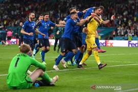 Italia juara Euro 2020 usai tundukkan Inggris