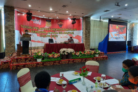 Pemprov Papua gelar pelatihan keprotokolan tingkatkan kompetensi SDM