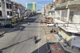 Jalan Protokol di Bandarlampung saat PPKM Darurat Page 3 Small