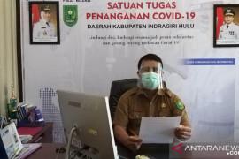 Sebanyak 27 pasien baru terpapar COVID-19 di Indragiri hulu