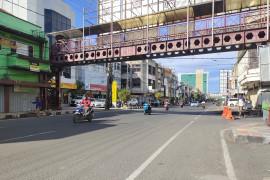 Jalan Protokol di Bandarlampung saat PPKM Darurat Page 2 Small