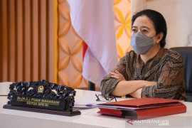 Ketua DPR RI Puan Maharani ajak masyarakat bangun optimisme hadapi pandemi COVID-19