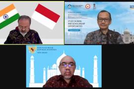 Dubes India mendorong banyak mahasiswa Indonesia belajar di negaranya