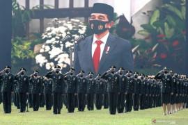 Presiden Jokowi minta untuk sudahi gesekan prajurit TNI dan anggota Polri