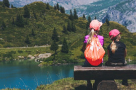 Susun rencana liburan bersama anak secara matang agar wisata lebih menyenangkan