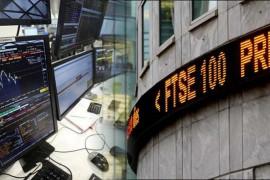 Saham Inggris catat untung hari ke 2, indeks FTSE 100 naik 0,88 persen