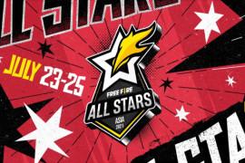 Free Fire All Stars 2021 Asia siap digelar, ini daftar tim Indonesia