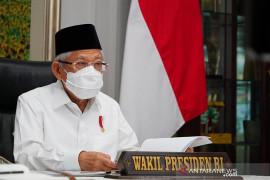 Wapres Ma'ruf Amin: Ada ruang luas untuk keuangan syariah di Indonesia