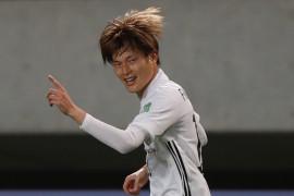 Celtic rekrut penyerang Jepang Kyogo Furuhashi