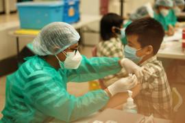 HAN 2021, mari lindungi anak dari COVID-19 dengan vaksinasi