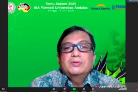 Rustian siap maju pada pemilihan ketua Ikatan Alumni Unand
