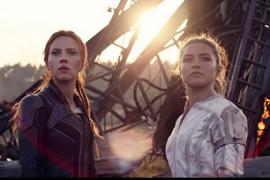 """""""Black Widow"""" berhasil raup pendapatan 200 juta dolar AS secara global"""