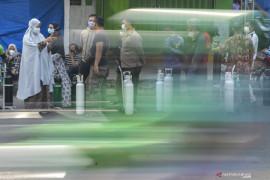 Pemerintah gandeng pihak swasta untuk penuhi kebutuhan oksigen medis