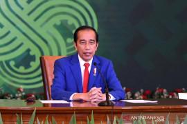Presiden Jokowi dorong kerja sama global atasi COVID-19 di KTT Informal APEC