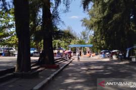 Objek wisata Pariaman sepi wisatawan saat PPKM darurat