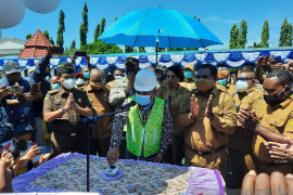 Pemprov Papua canangkan bangun lima gedung kantor
