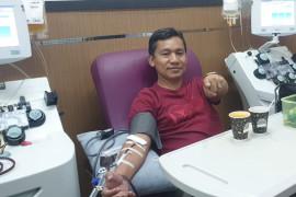 Donor darah atasi COVID-19 di Riau Page 5 Small