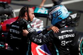 Lewis Hamilton kini merasa tak sendirian hadapi komentar rasis