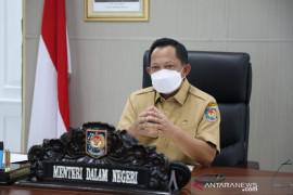 Mendagri terbitkan instruksi PPKM level 4 wilayah Jawa dan Bali