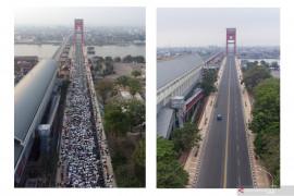 Suasana pusat kota Palembang saat Idul Adha Page 2 Small