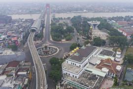 Suasana pusat kota Palembang saat Idul Adha Page 3 Small