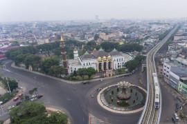 Suasana pusat kota Palembang saat Idul Adha Page 5 Small