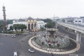 Suasana pusat kota Palembang saat Idul Adha Page 7 Small
