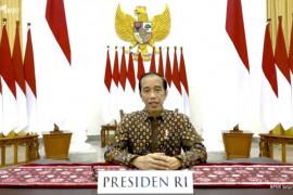 Presiden Jokowi umumkan perpanjangan PPKM darurat