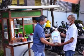 BRI Kanwil Malang salurkan 7.777 paket sembako kurangi dampak pandemi