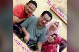 Catatan Ilham Bintang -Setelah istri, aktor Anwar Fuady kini kehilangan putra sulung