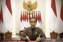 Presiden: Saat PPKM level 4 warung makan boleh terima pengunjung