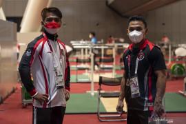 Latihan Timnas Angkat Besi Indonesia Page 3 Small