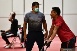 Latihan Timnas Angkat Besi Indonesia Page 5 Small