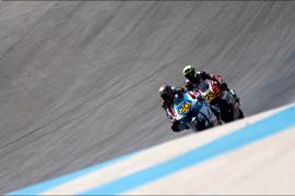 Terganjal visa, pebalap Moto2 asal Indonesia batal turun di Aragon