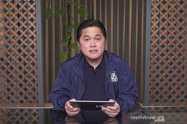Erick Thohir: Bank BUMN menjadi kontributor terbesar penyaluran KUR