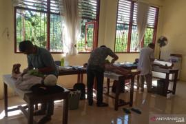 50 orang anak di Kampung Pinang Agam ikuti sunatan massal IKKP Nusantara